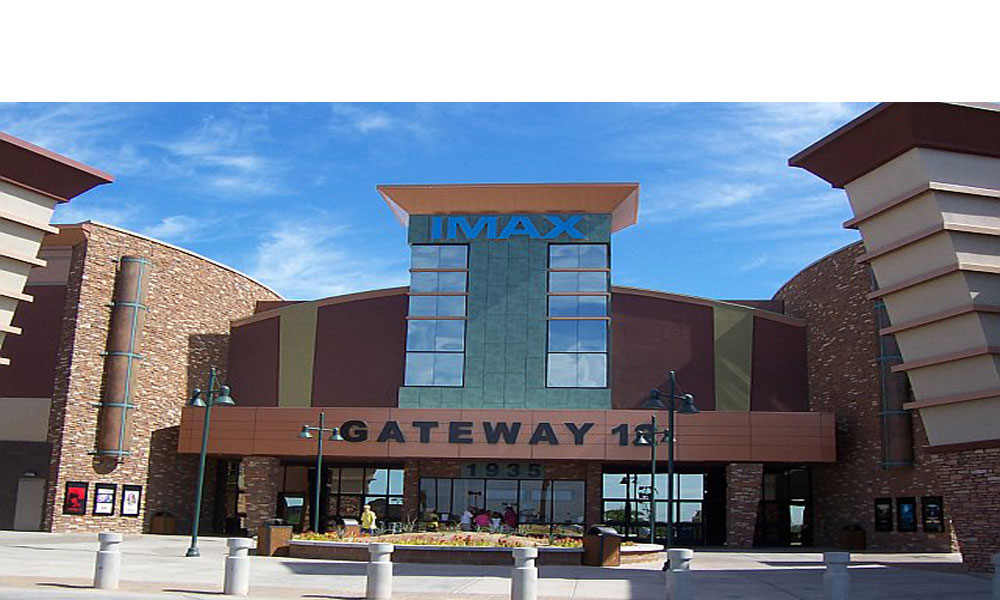 Gateway 12 IMAX Movie Theater in Mesa Arizona by Luke Draily Construction Company in Kansas City Missouri