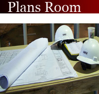Luke Draily Plans Room - Click Here to access and bid on upcoming construction projects.